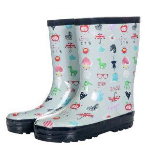 Dětské gumové boty HKM