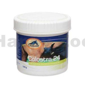 CAVALOR Colostra 24 – pro nově narozená hříbata 100g