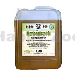 EPONA Mariendistel öll – olej z ostropestřce 5l
