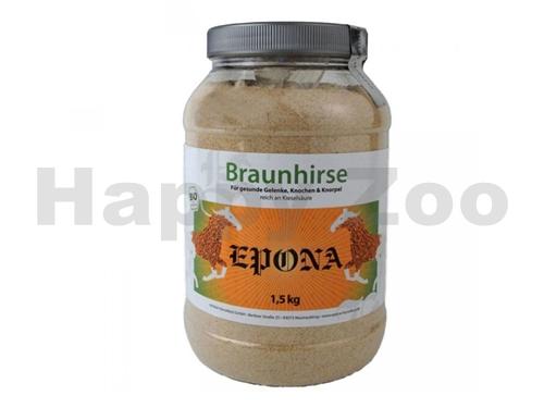EPONA Braunhirse Geschotet - drcené hnědé proso 1