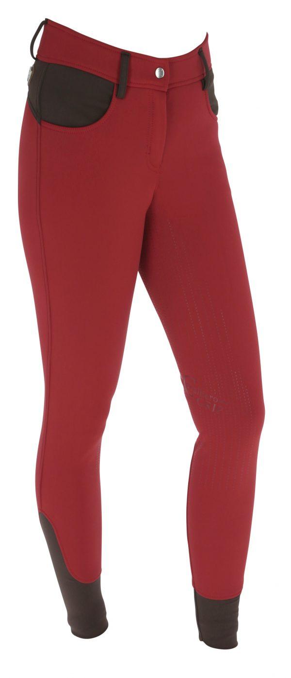 Kerbl Jezdecké kalhoty - softshellové rajtky Juna