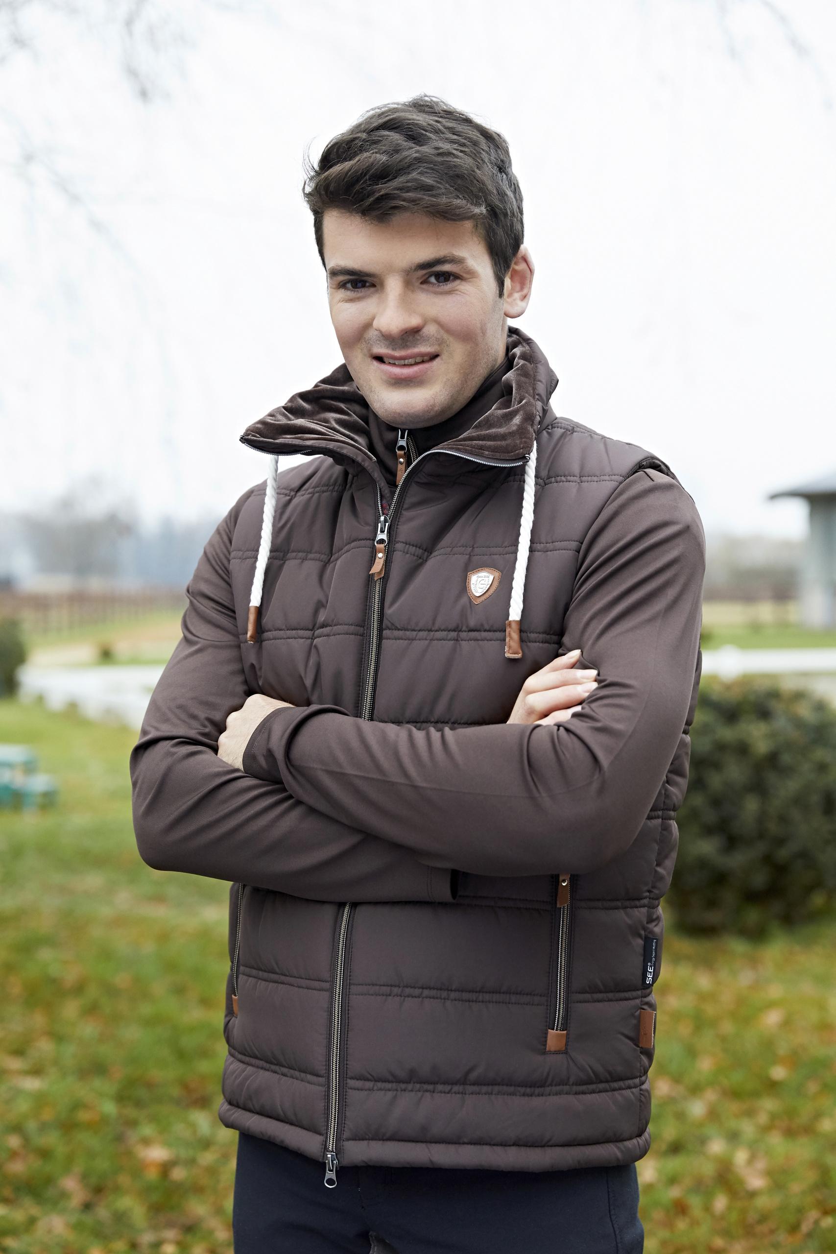 Kerbl Pánská vesta Milan