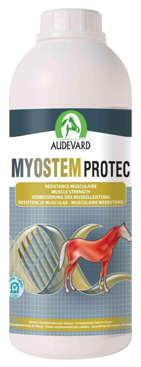 Audevard MYOSTEM PROTEC Velikost balení: 900 ml