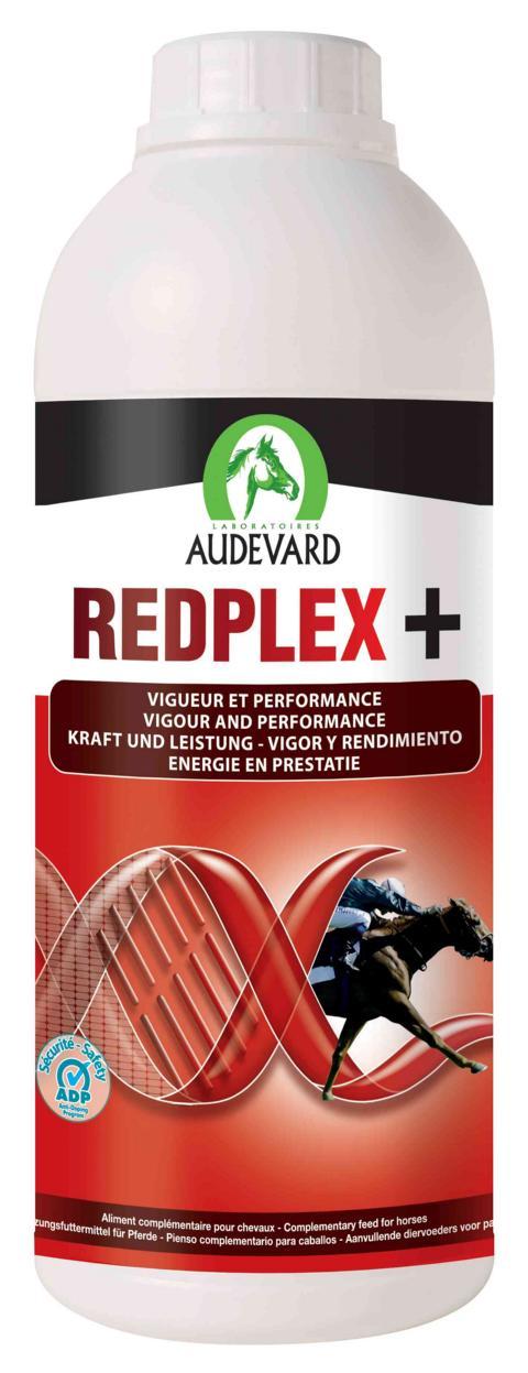 Audevard REDPLEX PLUS Velikost balení: 1 l