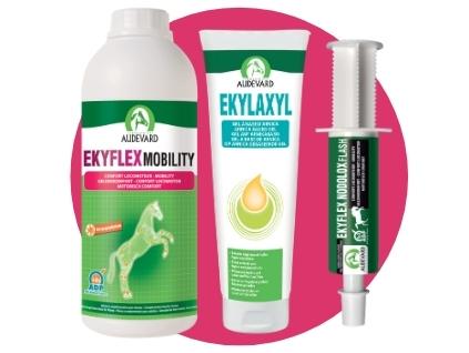 EKYFLEX MOBILITY 1L + EKYLAXYL 250ml + EKYFLEX NODOLOX FLASH 60ml