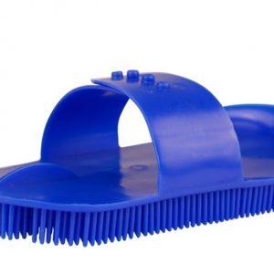 Hřbílko plastové 19cm královsky modré
