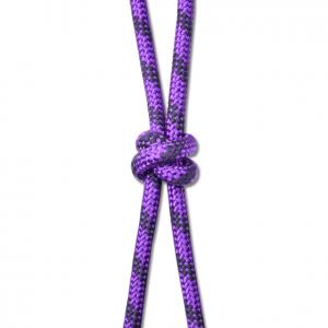 Ohlávka provazová AWA fialová