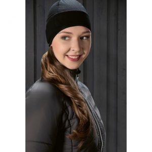 Čepice pod helmu z fleece HKM
