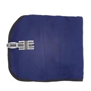 Deka odpocovací fleece Contes tmavě modrá
