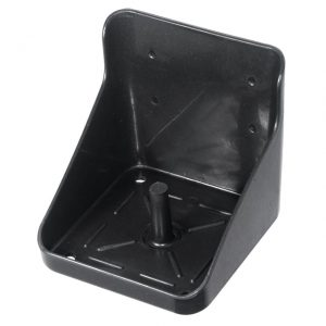 Držák na liz plastový černý