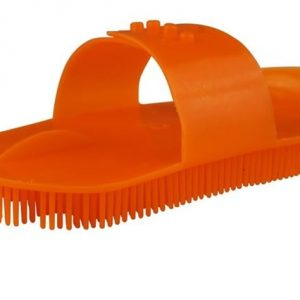 Hřbílko plastové 19cm oranžové