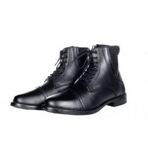 Jezdecká kožená obuv HKM London