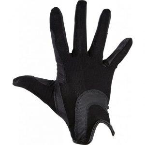 Zateplené rukavice L-Pro West černé