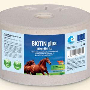 Liz 3kg s biotinem, selenem, vit.C